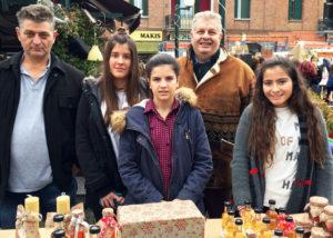 Χριστουγεννιάτικο bazaar Μεσσάπια 2016
