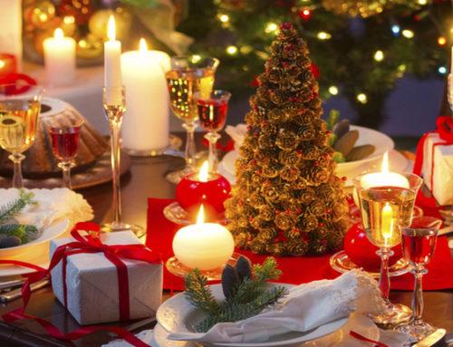 Χριστουγεννιάτικες ευχές από τον Βασίλη Δεμερτζή