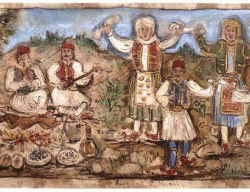 Πασχαλινές Ευχές από τον Βασίλη Δεμερτζή